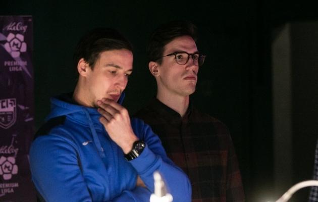 Kasper Elissaar (paremal). Foto: Brit Maria Tael