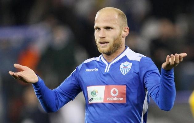 Andreas Avraam mängib Kreekas Larissas, mis on koduklubiks olnud muuseas ka Sander Purile. Foto: theapricity.com