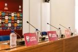 Küprose mängueelne pressikonverents ja treening