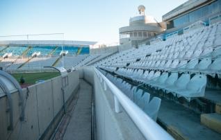 Galerii: Küprosel pole fännide staadionilejooksu oodata!