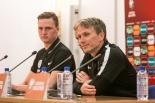 Eesti mängueelne trenn ja pressikonverents