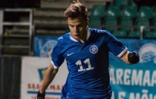 Eesti U-21 koondis viigistas Burnley noortega