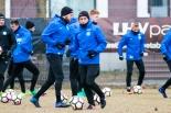 Eesti mängueelne treening