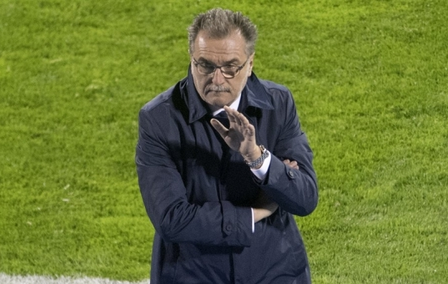 Ante Cacic. Foto: HNS_CFF Twitter