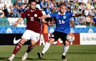 Eesti kohtub suvel Lätiga, kahe aasta pärast jõuab koondis Kuressaarde