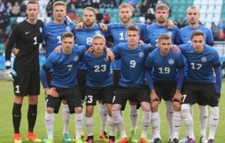 Eesti lõi Horvaatiale kolm vastuseta väravat