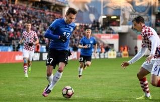 Eesti parim Horvaatia vastu - Siim Luts