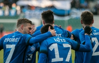 Eestist sai FIFA edetabeli madalaim tiim, kes Horvaatiat võitnud