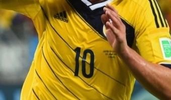 Kolumbia mängijad on täitsa lolliks läinud?