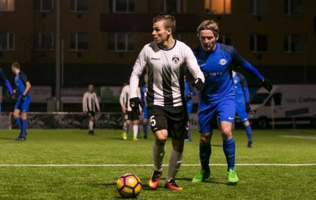 Maksim Lipini vastu tehti enim vigu. Foto: Jana Pipar / EJL