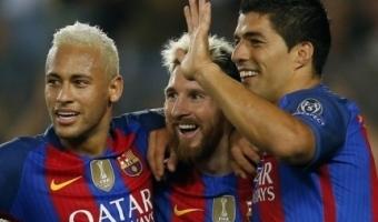 Barcelonale ikka meeldib liigas hirmus palju väravaid lüüa