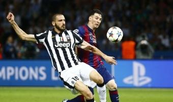 Bonucci triblab kui Messi
