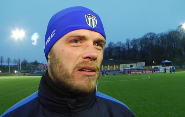 Marko Pärnpuu. Foto: Soccernet.ee