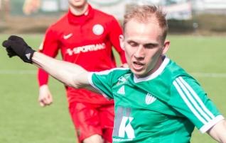 Leegionärid vedasid Levadia U21 võidule