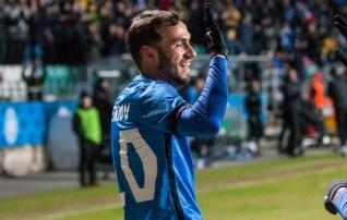 Zenjov lõi Aserbaidžaani kõrgliigas oma hooaja kuuenda värava ja panustas veel ühte <i>(video!)</i>
