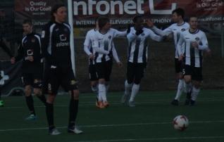 FCI mängis Sillamäe vastu kaks korda eduseisu maha <i>(galerii!)</i>