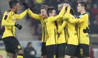 Sven Benderi imeline päästmine jättis Dortmundi veel ellu