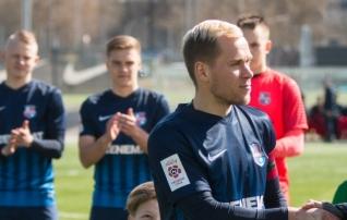 Paide kapten Frolov: taas lubamatud eksimused meie poolt
