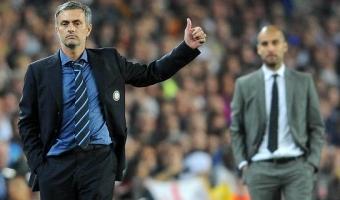 Mourinho tegi Guardiola soengu üle osavalt nalja