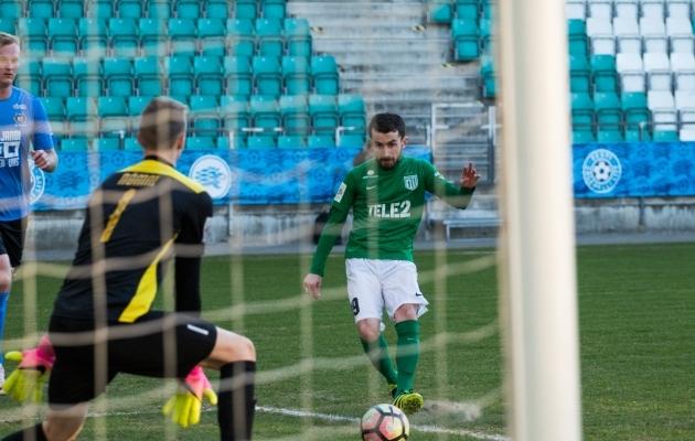 Beglarišvili on löönud ise, aga veelgi enam on ta kinkinud võimalusi teistele. Foto: Oliver Tsupsman