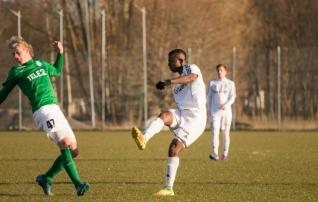 VAATA JÄRELE: Levadia U21 alistas kummalise värava toel Flora <i>(lisaks videole ka pildigalerii!)</i>