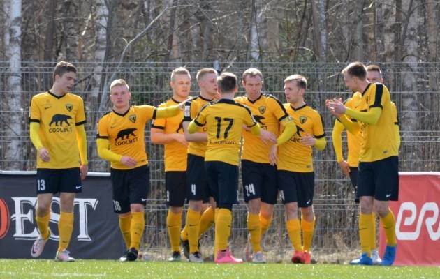 b0f05dfea61 Eesti - Soome 100+: Premium liigast 11-aastasteni - Soccernet.ee - Jalgpall  luubi all!
