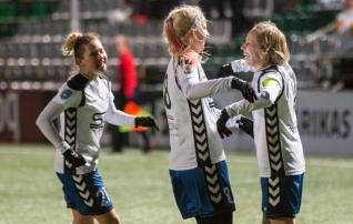 Pärnu naised alustasid samuti Balti liigat võiduga