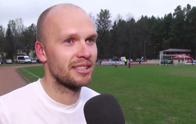 Veiko Kütt. Foto: Soccernet.ee