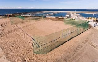 Rannajalgpallikoondis võõrustab Soomet Haven Kakumäe rannaareenil