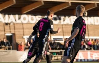 Võidud noppisid Tallinna meeskonnad ja Sillamäe