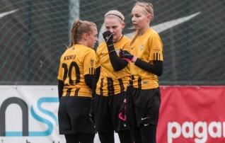Video: Lootose naiskonna hooaja esimene võit