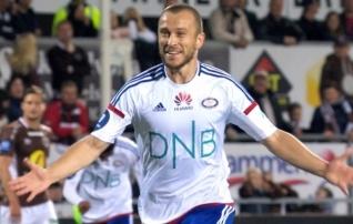 Jääger realiseeris Norra karikasarjas otsustava penalti ja aitas Valerenga järgmisesse ringi  (lisatud video)