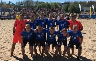 Video: rannakoondis alistas väravarohkes mängus Soome