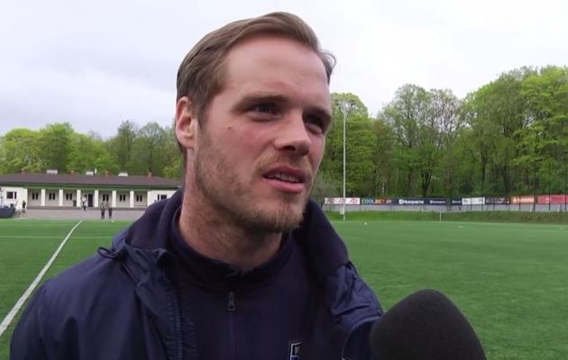 Kalevi treener Marko Pärnpuu on omale trenni uusi mehi saanud. Foto: Soccernet.ee