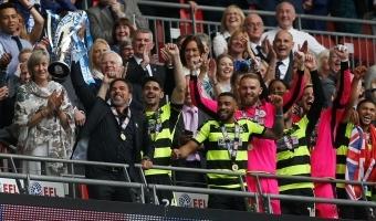 Huddersfield seisis eile oma sõnade taga