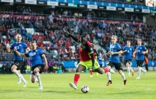 Eesti koondis kaotas aasta oodatuimas kodumängus Belgiale