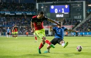 Belgia väravaautor Soccernet.ee-le: Eesti väravavaht oli väga hea