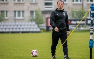 Mänguks Lätiga tuleb vahetusi: Reim kinnitas, et Vassiljev kogu matši kaasa ei tee