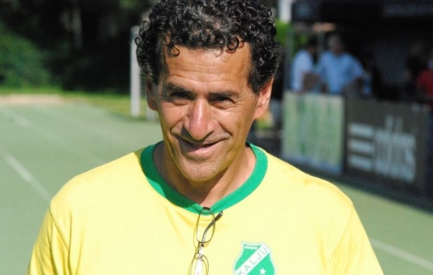 Fredo Getulio Aurelio 2009. aastal. Foto: Soccernet.ee arhiiv