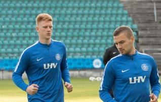 Eesti alistas kaotusseisust Läti