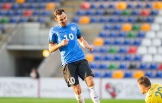 Värava ja väravasöödu kirja saanud Zenjov: Eesti rahva jaoks on see suur võit