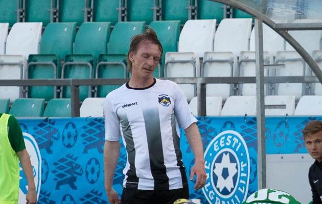 Daniil Ratnikov on juba Sillamäe kuues lahkuja. Foto: Oliver Tsupsman