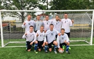 Kaks Kuressaare mängijat krooniti kaitseväelaste Balti turniiri võitjaks
