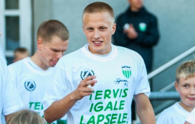 """""""Esiliiga patroon"""" Hindrek Ojamaa mängis aastaid Levadias. Foto: Gertrud Alatare"""