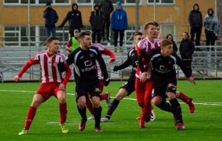 VAATA JÄRELE: Golovljov vedas Infonet U21 meeskonna kindla võiduni