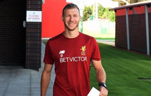 Foto: Liverpooli Twitter