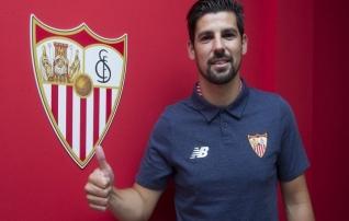 Ametlik: City ründaja lahkus Sevilla ridadesse