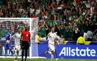 Mehhiko jätkas Gold Cupil head hoogu, selgusid veerandfinalistid
