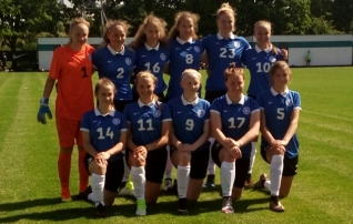 Tüdrukute U-17 koondis võitis Balti turniiri <i>(lisatud kommentaarid!)</i>
