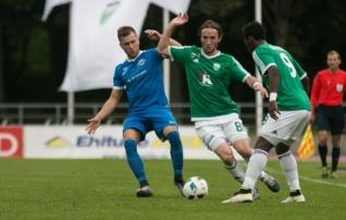 Kapper, Mõttus ja Tšernjavski aitasid Tammeka U21-l Keilat võita